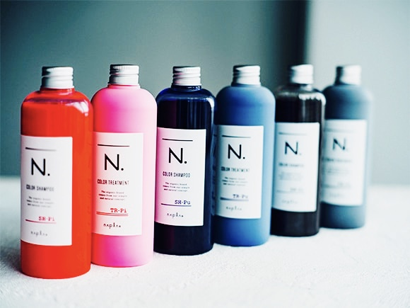 N. COLOR SHAMPOO